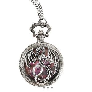 Dragon Pendant Necklace - Hot Topic